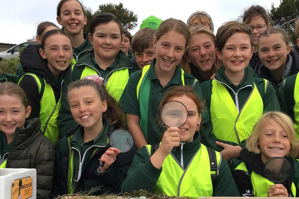 Group Environmental Education
