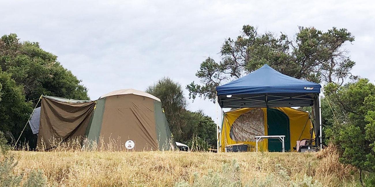 Riverside Bush Camping